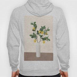 Lemon Branches II Hoody