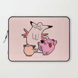 Pokémon - Number 35 & 36 Laptop Sleeve
