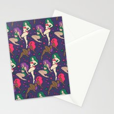 Lingerie Cuties Stationery Cards