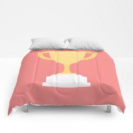 #100 Trophy Comforters