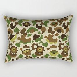 Khaki Rectangular Pillow