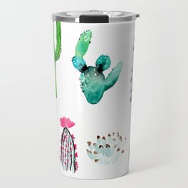 A Prickly Bunch Travel Mug