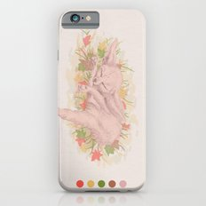 Fox sleeping iPhone 6s Slim Case