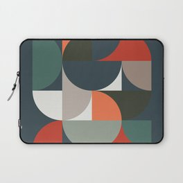 Mid Century Geometric 14/2 Laptop Sleeve