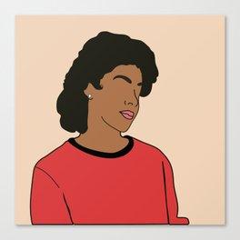 Clair Huxtable. Poster. Print Canvas Print