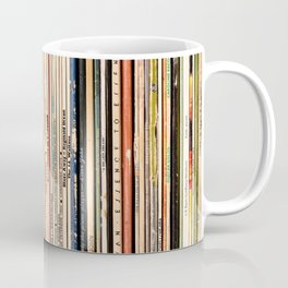 Long Player Coffee Mug
