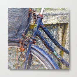 Rusticle Metal Print