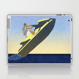Personal watercraft Laptop & iPad Skin