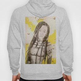 Sunlit Woman Hoody