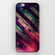 wykk wynn iPhone & iPod Skin
