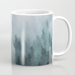 Take Me Somewhere Misty Coffee Mug