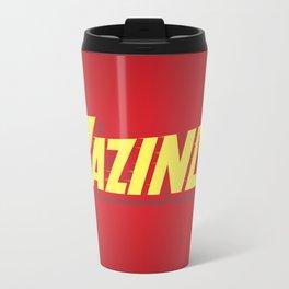 The Bazinga Travel Mug