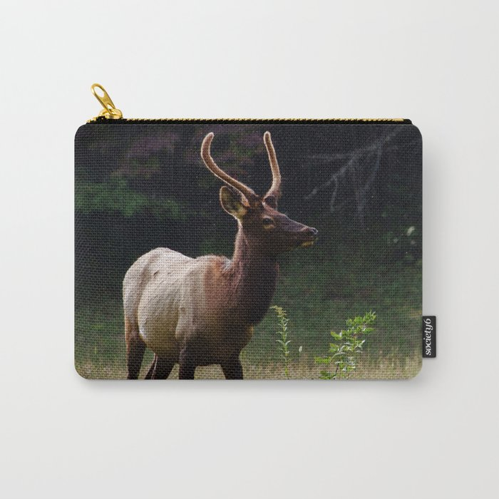 Deer Forest Carry-All Pouch