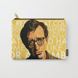 Woody Allen - Annie Hall I Carry-All Pouch