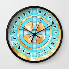 Odins Portal Wall Clock