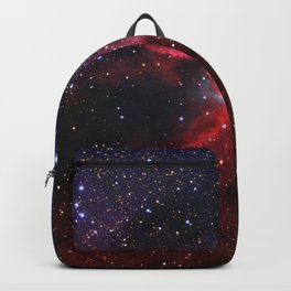 Cave Nebula Backpack