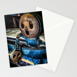 Dead Eye Stationery Cards