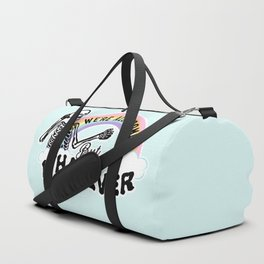 We're All Doomed But Whatever Duffle Bag