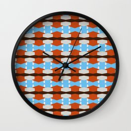 Luis Barragan Tribute 1 Wall Clock