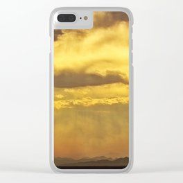 Dispersion Clear iPhone Case