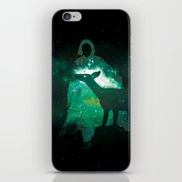 Snape and the Doe iPhone Skin
