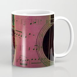 PINK GUITARS Coffee Mug