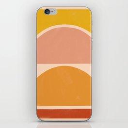 autumn sunshine 3 iPhone Skin