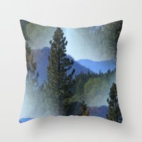 once upon a  time Throw Pillows featuring Once upon a time... by Cherie DeBevoise