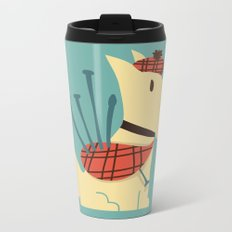 Scottish  Terrier - My Pet Metal Travel Mug