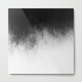 Abstract V Metal Print