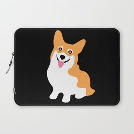 Cute Little Corgi Laptop Sleeve