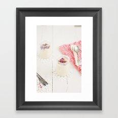 Pudin Framed Art Print