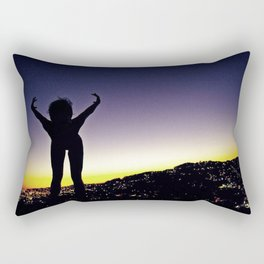 Bernal Hill Phantom | 2011 Rectangular Pillow