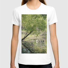 Get Your Ducks in a Row T-shirt
