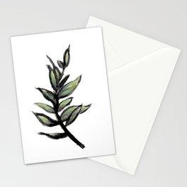 Sprig of Leaves - Katrina Niswander Stationery Cards
