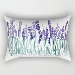 Larkspurs Rectangular Pillow