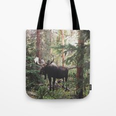 The Modest Moose Tote Bag