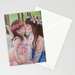 Fairy Kisses Stationery Cards