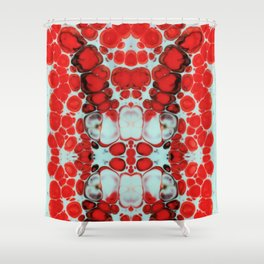 Koi Shower Curtain