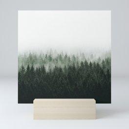 High And Low Mini Art Print