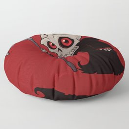 Little Reaper Floor Pillow