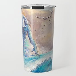 Poseidon Travel Mug