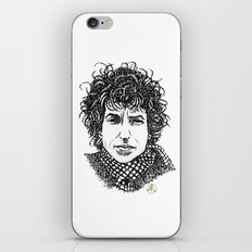 Bob Dylan iPhone & iPod Skin