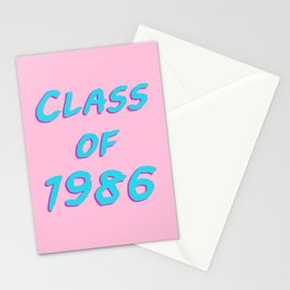 Class of 1986 Stationery Cards