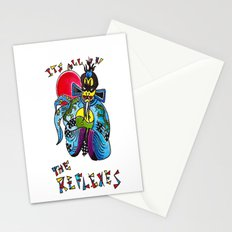 Big Trouble In Little China  Stationery Cards