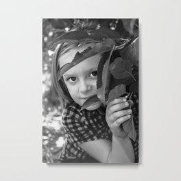 HIDEandSEEK Metal Print