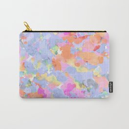 Floral abstract Carry-All Pouch