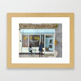 Brewode's Framed Art Print