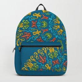 Bienvenida a Marte (Azul) Backpack