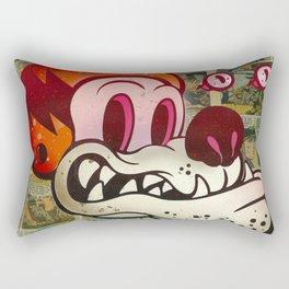 Hell Mut Rectangular Pillow
